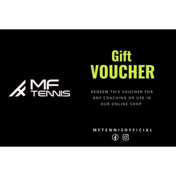 MF Tennis Gift Voucher_shop image
