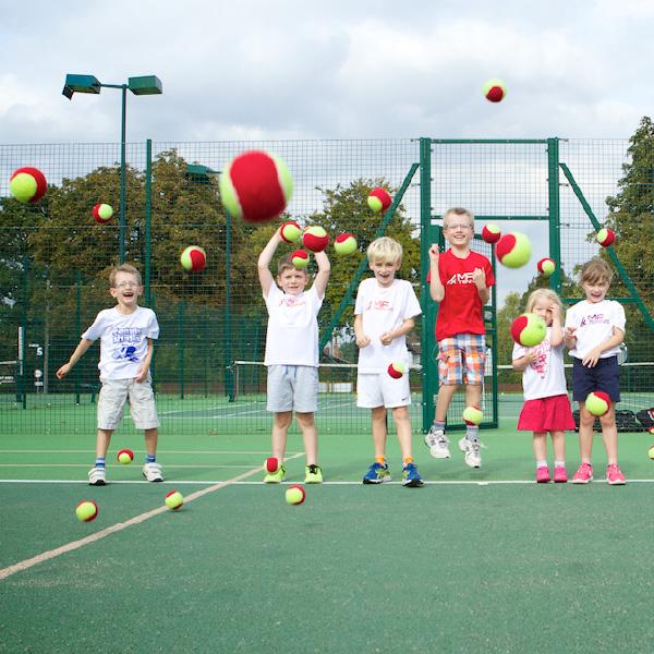 MF Tennis Royston Tennis Birthday Parties
