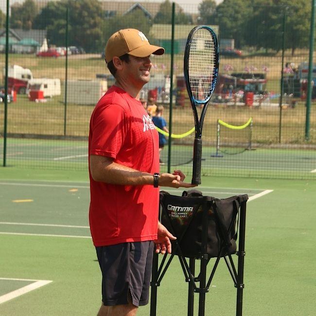 MF Tennis Coaching Royston