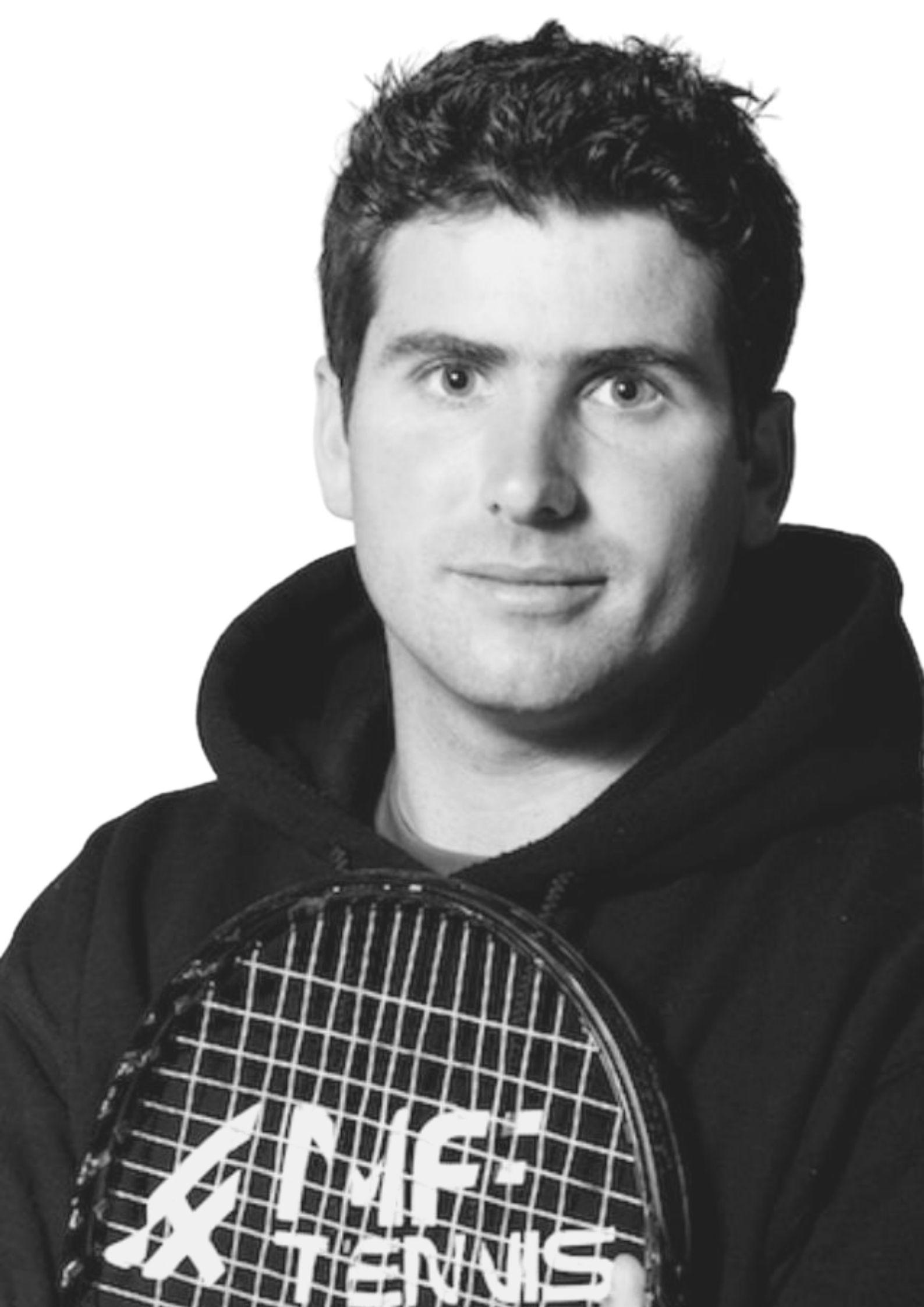 Matt Fellingham Head Coach MF Tennis Royston