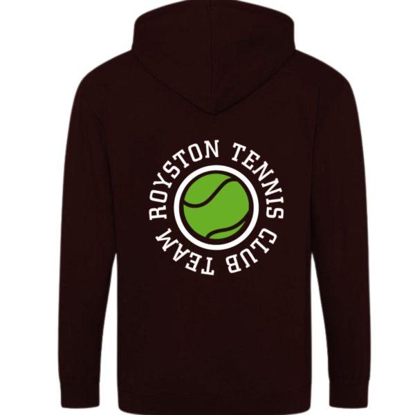 MF Tennis Junior LTA Green Hoodie 9-11 years