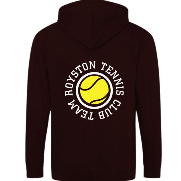 MF Tennis Junior LTA Yellow Hoodie 11+ years